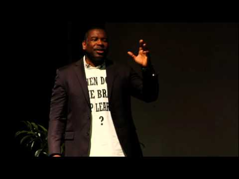 Success Strategies for Re-Engaging the African American Male Student | Wes Hall | TEDxCrenshaw
