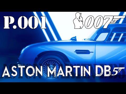 Сборка Aston Martin DB5 - Part 1