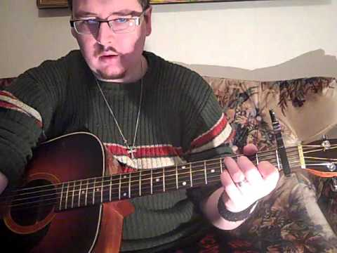 me showing you HOW TO PLAY 'BEAUTIFUL MESS' by DIAMOND RIO on ACOUSTIC GUITAR