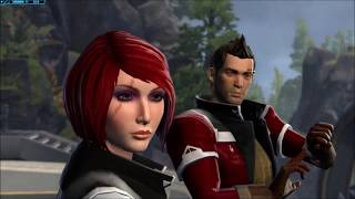 "SWTOR Theron Shan/Jedi Knight ""Kids Again"""