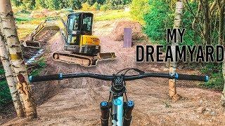 BUILDING MY DREAM BACKYARD!
