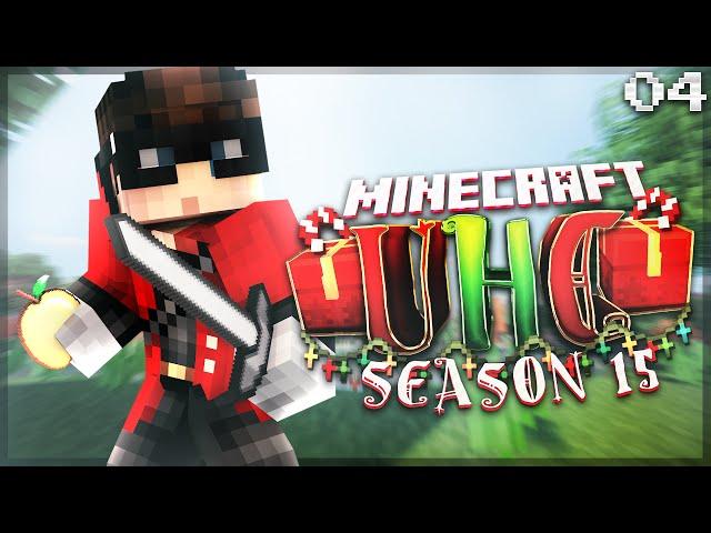 Minecraft Cube UHC Season 15: Episode 4 - Hunting Time