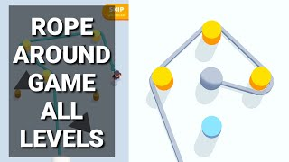 Rope Around ALL My LEVELS Ep 1