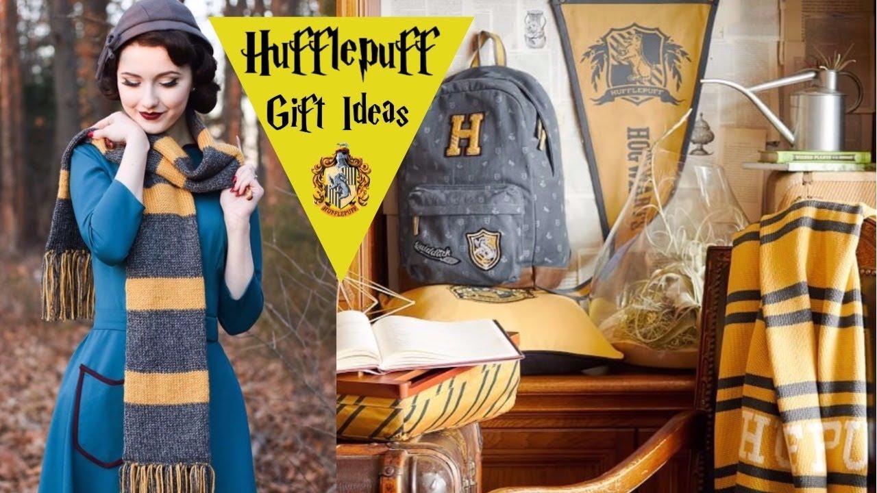 Hufflepuff Gift Ideas Harry Potter Gift Ideas Youtube
