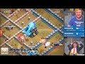 Clash of Clans - WORLD RECORD First TH12 3★★★ ATTACK iTZu vs. KEiSUKE