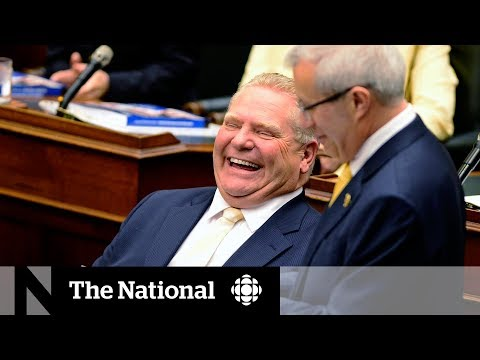 How Doug Ford's Ontario budget could affect all Canadians