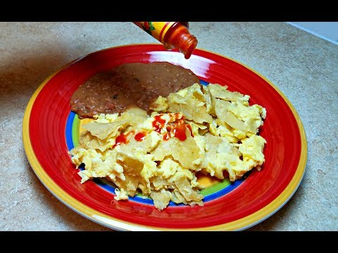 My Favorite Easy Breakfast   HOW TO MAKE MIGAS   Simply Mama Cooks