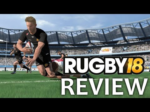 Rugby 18 Review (PS4/Xbox One)