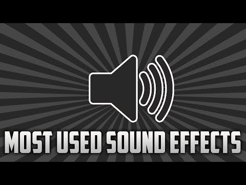 Most Used Sound Effects By Vlogger/ Youtubers