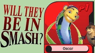Oscar - Will He Be In Smash?