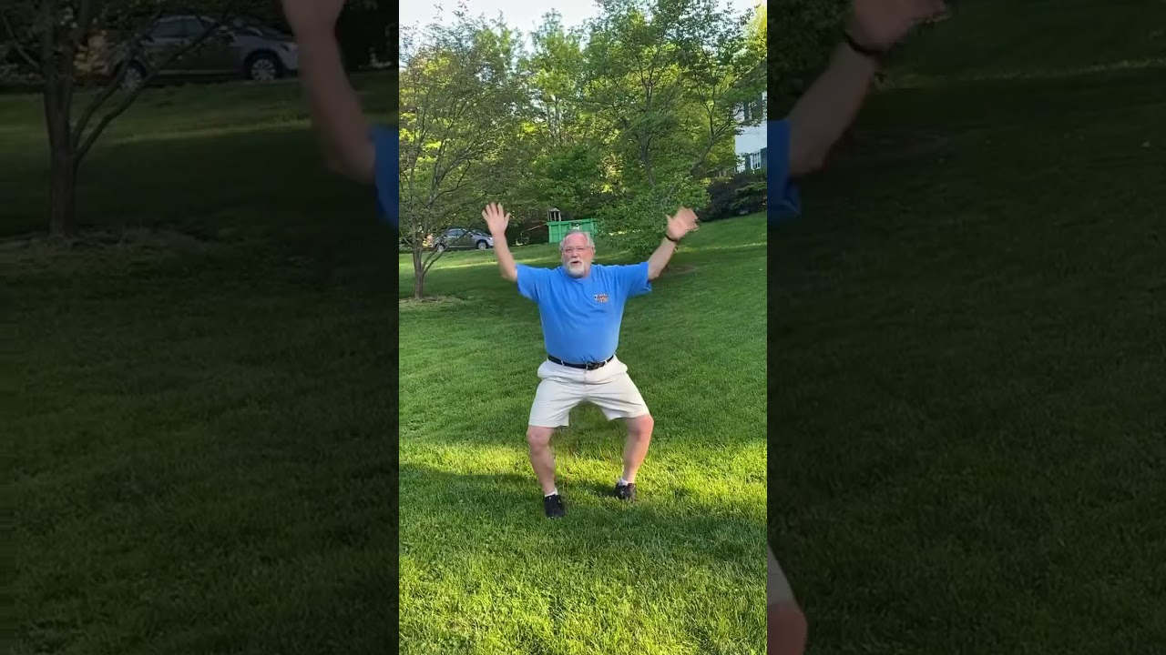 Dad is a walking meme 😭 | The McFarlands #Shorts