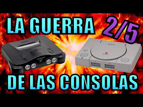 LA GUERRA DE LAS CONSOLAS - [Parte 2 de 2] - Documental - (La Historia de los Videojuegos) 1991-2000