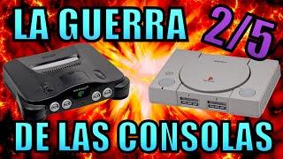 Gambar cover LA GUERRA DE LAS CONSOLAS - [Parte 2 de 2] - Documental - (La Historia de los Videojuegos) 1991-2000