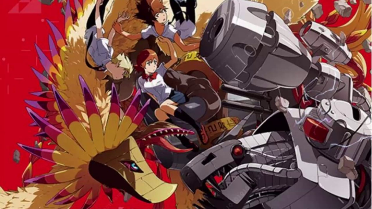Digimon Tri Stream