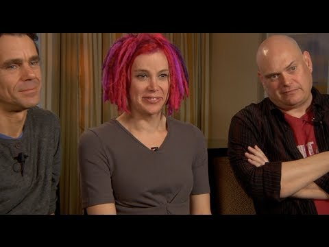 DP30: Cloud Atlas, screenwriterdirectors Lana Wachowski, Tom Tykwer, Andy Wachowski