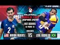 Highlights | USA vs. Brazil | Aaron Russell vs. Yoandy Leal | World Cup 2019