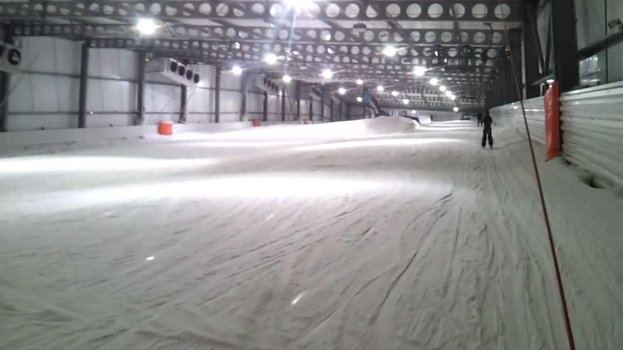 piste de ski indoor damnville