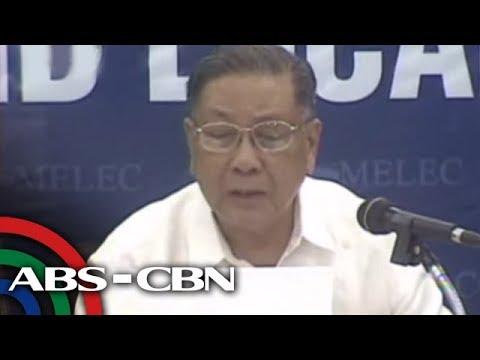 Aquino, Binay lead in partial Comelec results