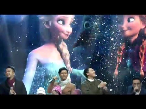 We Love Disney Concert | Yuk Buat Boneka Salju - 5 Romeo