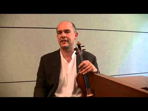 VC MASTERCLASS | Alex Kerr, Dallas Symphony Orchestra – 'Preparing for an Orchestral Audition'
