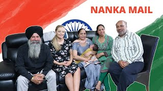 MY FAMILY IN INDIA FINALLY SEE OUR NEWBORN BABY | NANKA MAIL MASTI *Punjabi