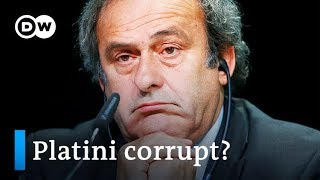 Former UEFA head Platini detained over Qatar World Cup award | DW News