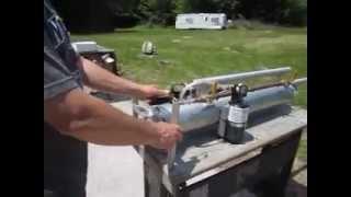 Aluminum Potato Gun