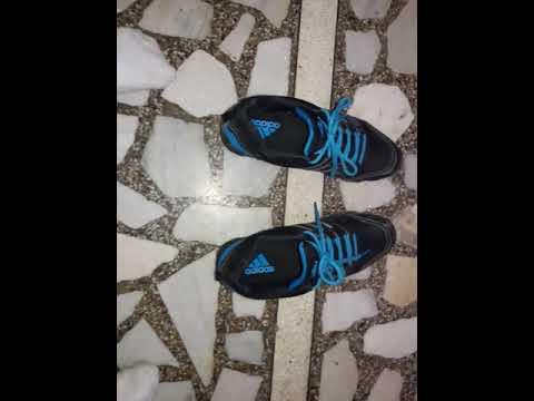 Adidas agora 1.0 outdoor shoes - YouTube