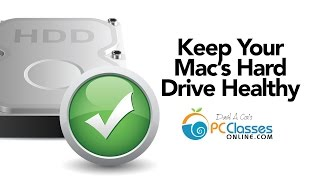 Keep Your Mac's Hard Drive Healthy