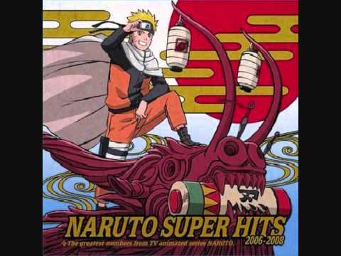 Naruto Shippuden Ending 4 : Mezamero! Yasei