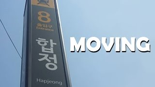 WE ARE MOVING TO SEOUL NEXT WEEK!