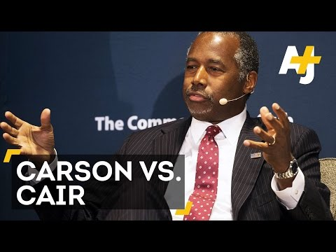 Ben Carson Takes On The Council On American-Islamic Relations (CAIR)