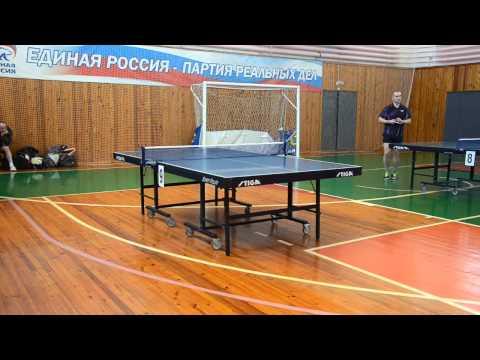 Танков Илья (Екатеринбург)- Мухин Евгений (Югорск)