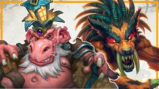 Hearthstone: Howlfiend and Togwaggle In the Same Game