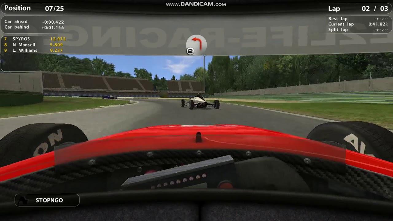 Race 07 [Formula Ford - Imola]
