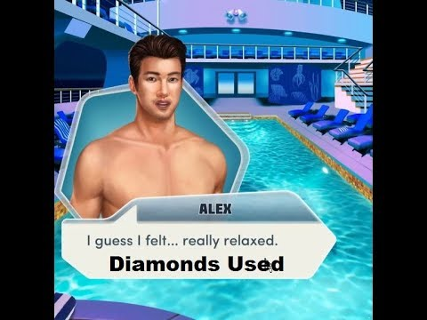Choices:  Stories You Play - Rules of Engagement Book 1 Ch 14 Diamonds Used