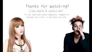 Download G-Dragon ft. Park Bom 「 Black 」