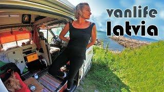 LIVING the LATVIAN DREAM - VANLIFE EUROPE