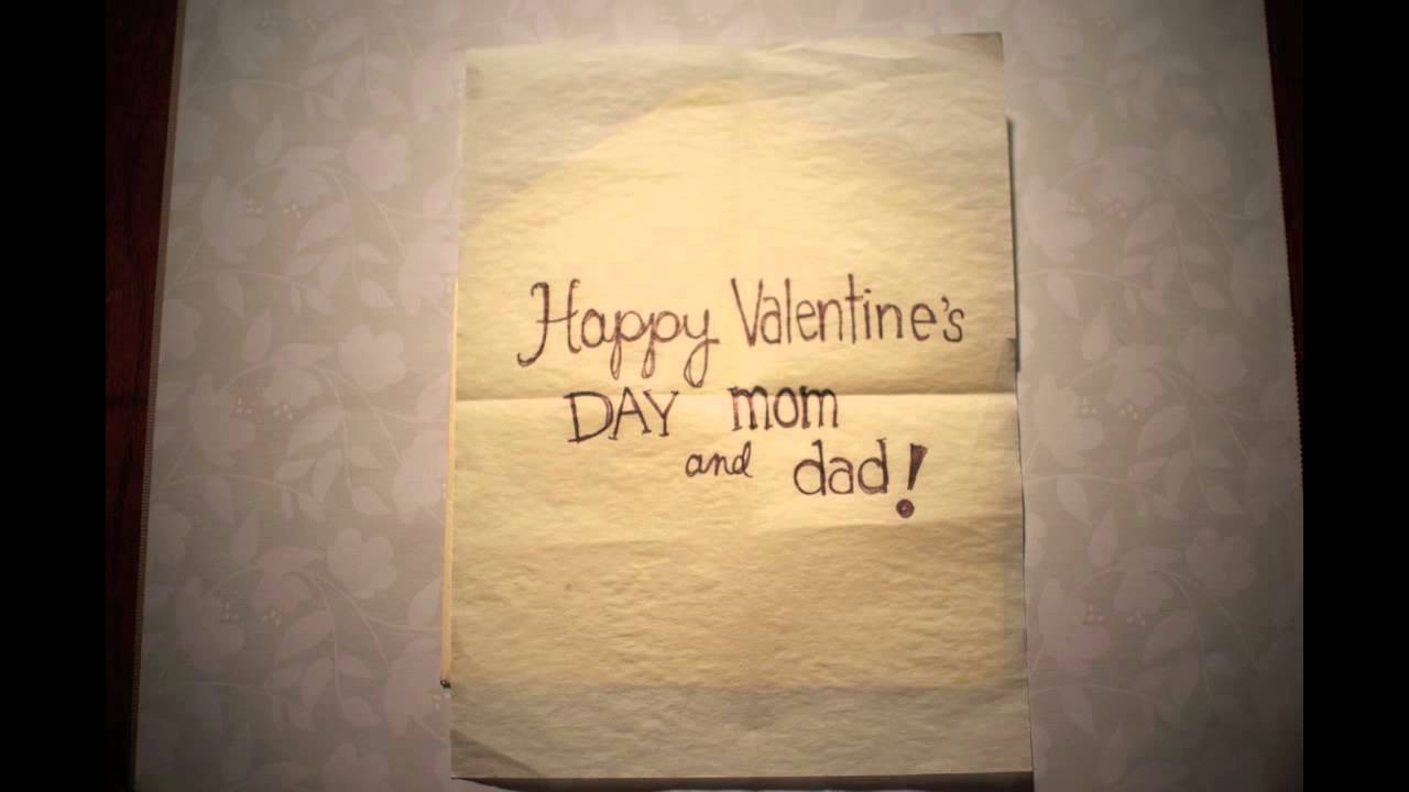 Happy Valentineu0027s Day Mom And Dad 2012