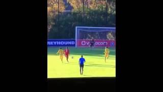Myeni goal vs AS Kaloum