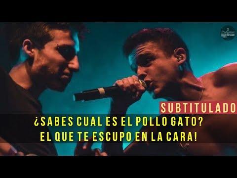 WOS Vs ARKANO (SUBTITULADO) - EGO FEST BUENOS AIRES 2017