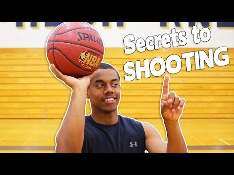 SECRETS TO SHOOTING! | Shot Science All Access Basketball Training