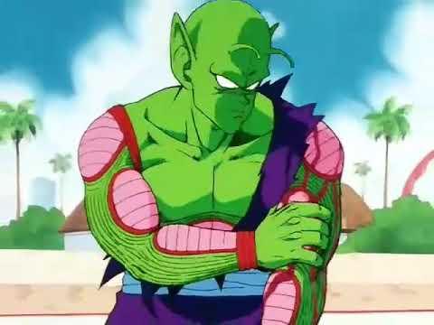 Piccolo se arranca el Brazo - Dragon Ball Latino
