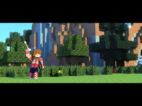 HEROBRAIN - Anıl Piyancı&Burak Oyunda - A Minecraft Original Music Video / Türkçe Minecraft Şarkısı