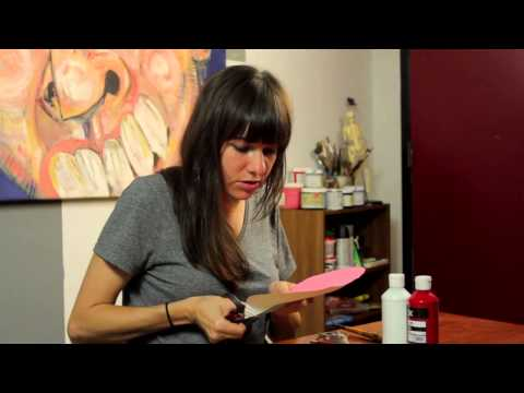 Preschool Art Ideas For A Pink Pig : Educational Crafts For Kids