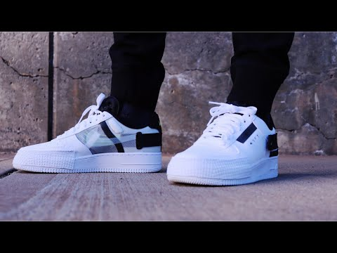 Outfit Of The Day | Nike Air Force 1 Noise Canceling Review