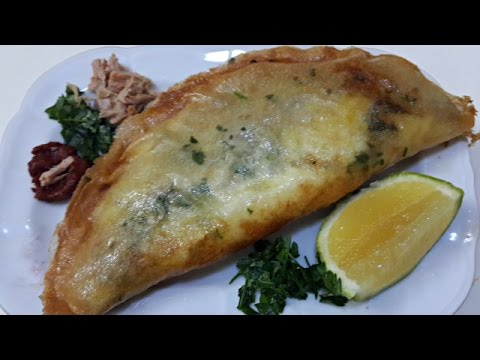 Brick au thon cuisine tunisienne youtube for Cuisine tunisienne