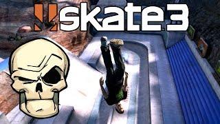 Skate 3: Breaking More Bones [PS3 Gameplay, Commentary]