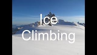 Chamonix Ice Climbing  - Mont Blanc du Tacul