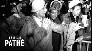 Mont Blanc Tunnel Breakthrough (1961)